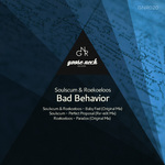 SOULSCUM/ROEKOELOOS - Bad Behavior (Front Cover)