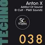 ANTON X - Scander 038 (Front Cover)