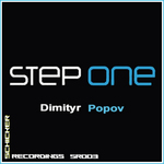 POPOV, Dimityr - Step One (Front Cover)
