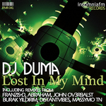 DJ DUMA - Lost In My Mind (Front Cover)