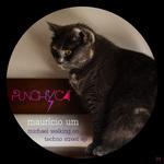 MAURICIO UM - Michael Walking On Techno Street (Back Cover)