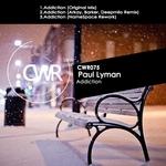 LYMAN, Paul - Addiction (Front Cover)