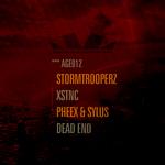 STORMTROOPERZ/PHEEX & SYLUS - Xstnc (Back Cover)
