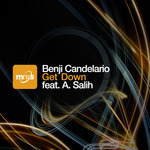 CANDELARIO, Benji feat A SALIH - Get Down (Front Cover)