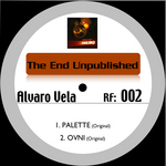 VELA, Alvaro - The End Unpublished (Front Cover)