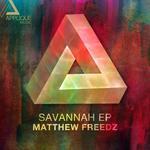 FREEDZ, Matthew - Savannah EP (Front Cover)