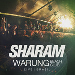 SHARAM/VARIOUS - Warung Beach Club (Front Cover)
