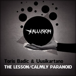 BADIC, Toris/UUSIKARTANO - The Lesson (Front Cover)
