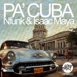 NFUNK/ISAAC MAYA - PA'CUBA (Front Cover)