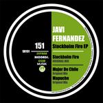 FERNANDEZ, Javi - Stockholm Fire (Front Cover)