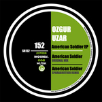 UZAR, Ozgur - American Soldier (Front Cover)
