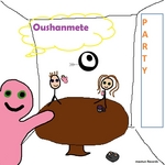 OUSHANMETE - Party (Front Cover)