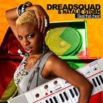 DREADSQUAD/NATALIE STORM - Beat That Chest (Front Cover)