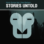 SUNRAY, Kevin feat GAIA BARBERO - Stories Untold (Front Cover)