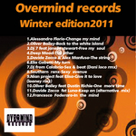 VARIOUS - Overmind Records Winter Edition 2011 (Front Cover)
