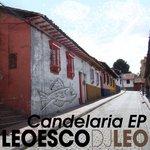LEOESCO (DJ LEO)/ALLAN ZAX/EVENTUAL GROOVE - Candelaria EP (Front Cover)