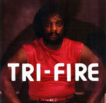 TRI FIRE/ROBBIE M/TERRY PATTON - The Midnight Express Show Band Demos (Front Cover)