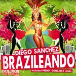 SANCHEZ, Diego - BRAZILEANDO (Front Cover)