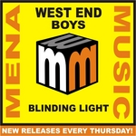 WEST END BOYS - Blinding Light (Front Cover)