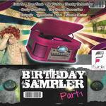 VARIOUS - Birthday Sampler (Front Cover)