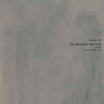 LONDON FM - The Bench In The Park (Front Cover)