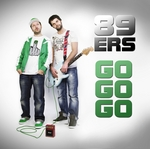 89ERS/PAUL HUTSCH - Go Go Go (Front Cover)