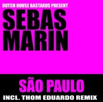 MARIN, Sebas/DUTCH HOUSE BASTARDS - Sao Paulo (Front Cover)