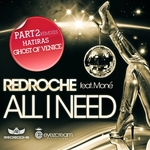 REDROCHE feat MONE - All I Need Part 2 (Front Cover)