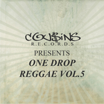 VARIOUS - Cousins Records Presents One Drop Reggae Vol 5 (Front Cover)
