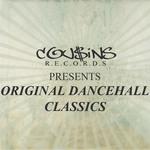 VARIOUS - Cousins Records Presents Original Dancehall Classics (Front Cover)