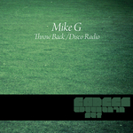 MIKE G - Throw Back' (Front Cover)