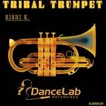RISHI K - Tribal Trumpet (Front Cover)