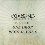 VARIOUS - Cousins Records Presents One Drop Reggae Vol 6 (Front Cover)