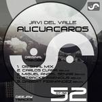 DEL VALLE, Javi - Alicuacaros (Front Cover)