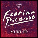 FLORIAN PICASSO - Muki EP (Front Cover)