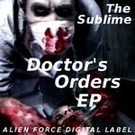 SUBLIME, The - Doctor's Orders EP (Front Cover)