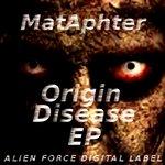 MATAPHTER - Origin Disease EP (Front Cover)