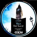 VICA - First Time EP (Front Cover)