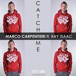 CARPENTIERI, Marco feat RAY ISAAC - Catch Me (Front Cover)
