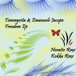 TOMMYVITA/EMANUELE JACOPO - Freedom (Front Cover)