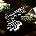 BLENDED BANDITS FEAT DJ SHAPESHIFTER - Turtlefunk (Front Cover)