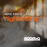 KINGS, Mike - Nightshift EP (Front Cover)