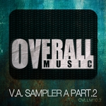 VARIOUS - Sampler Part 2 (Front Cover)