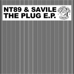 NT89/SAVILE - The Plug EP (Front Cover)