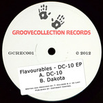 FLAVOURABLES - DC-10 EP (Front Cover)