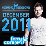 CORSTEN, Ferry/VARIOUS - Ferry Corsten Presents Corsten's Countdown December 2011 (Front Cover)