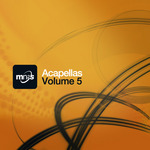 VARIOUS - MN2S Acapellas Volume 5 (Front Cover)