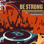 DJ DAVID DEE - Be Strong (Back Cover)