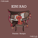 RASO, Kini - Pianola (Front Cover)