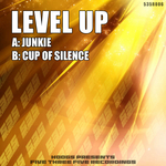 LEVEL UP - Junkie (Front Cover)